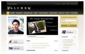 Yalumba intranet